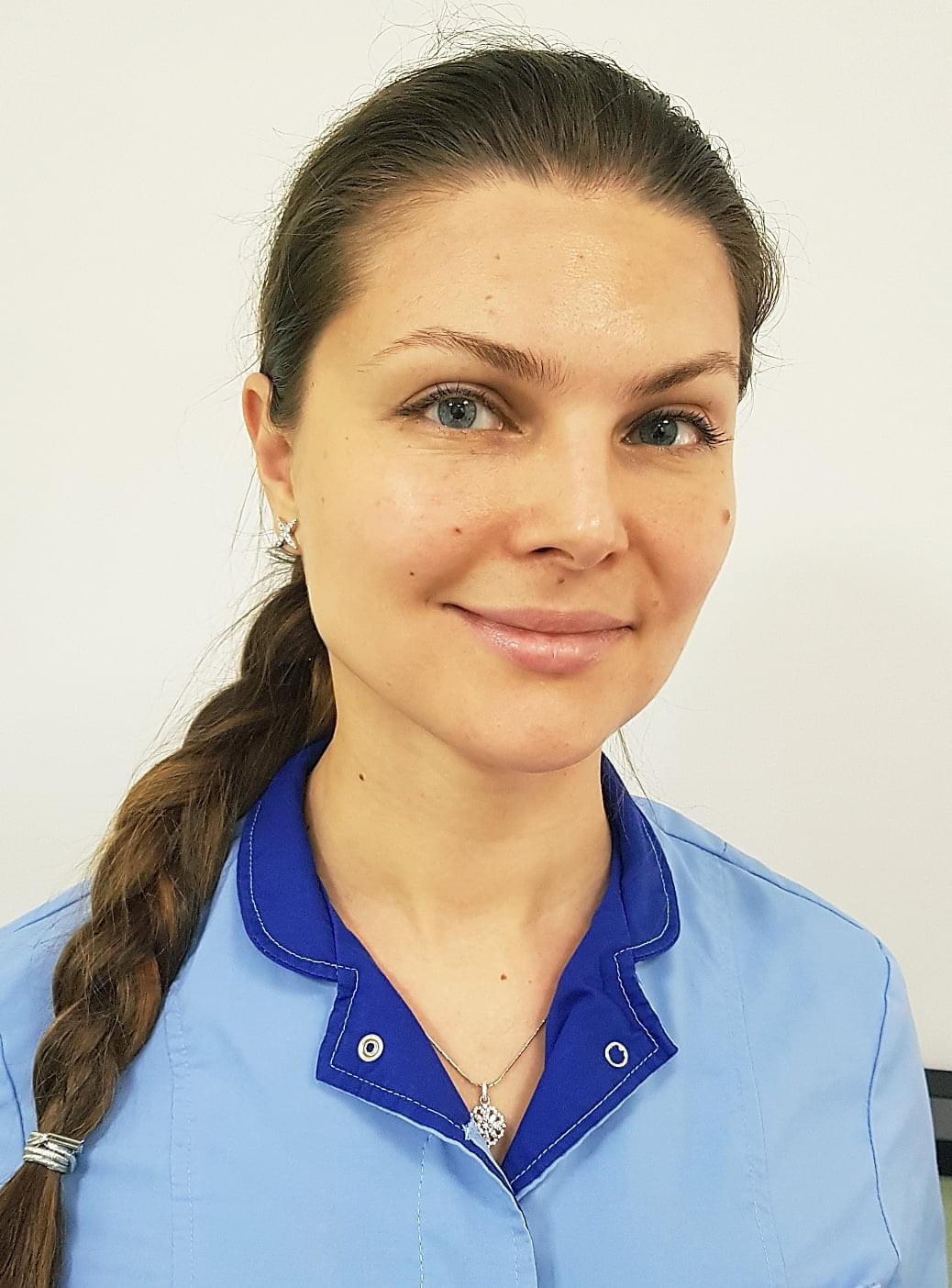 Тарасова Катерина Викторовна : Врач стоматолог-ортодонт