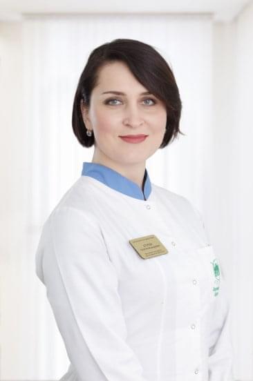 Егорова Ольга Александровна : Врач терапевт, врач-кардиолог