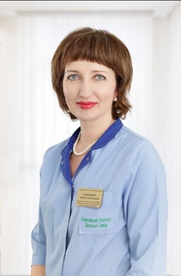 Новокович Лариса Николаевна - Заведующая гинекологическим отделением. Врач акушер-гинеколог, высшей квалификационной категории, врач ультразвуковой диагностики.