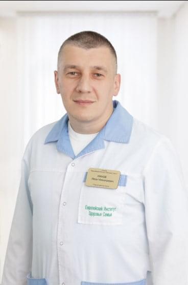 Умнов Иван Николаевич - Заведующий терапевтическим отделением. Врач ультразвуковой диагностики, врач терапевт, врач кардиолог