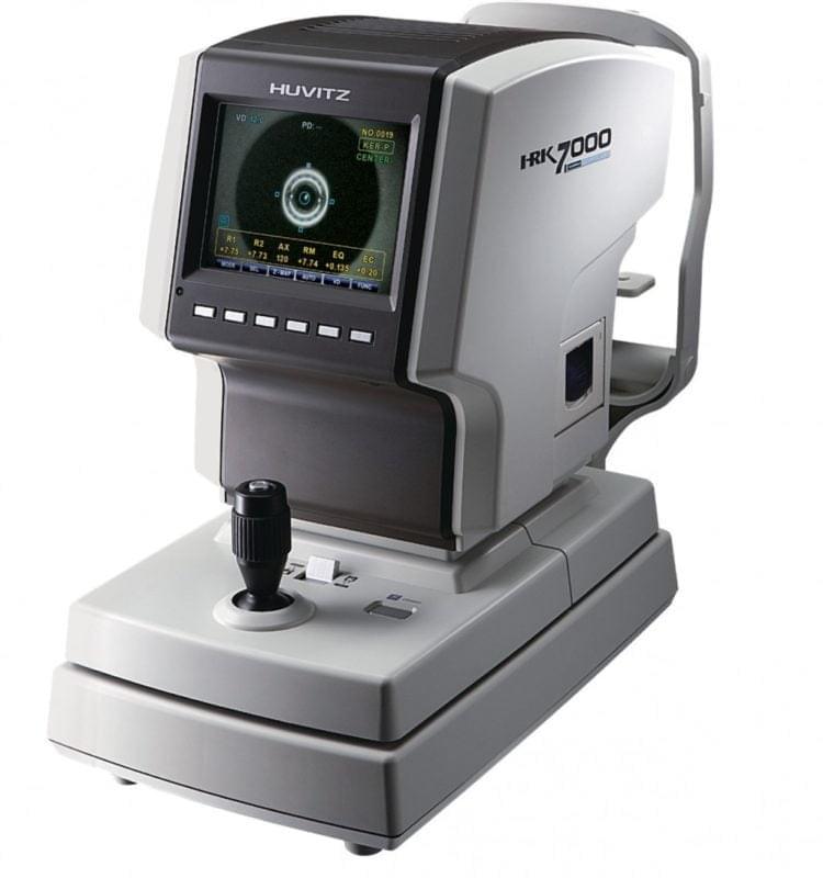 Авторефкератометр HRK-7000А