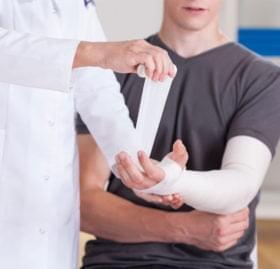 Лечение последствий травм