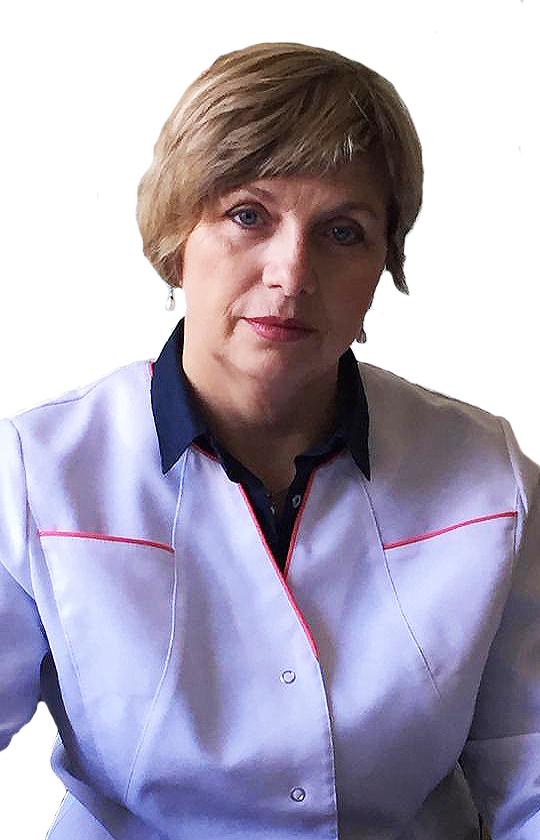 Иванова Лариса Ивановна - Врач кардиолог высшей категории, врач функциональной диагностики