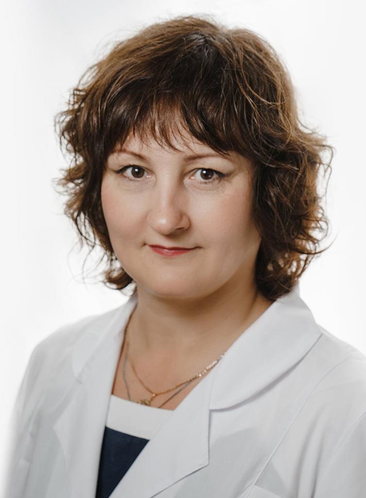 Сергеева Янина Александровна - Врач аллерголог-иммунолог