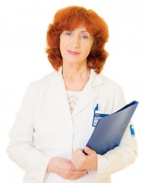 Сухиня Зинаида Григорьевна : Физиотерапевт , вышая категория