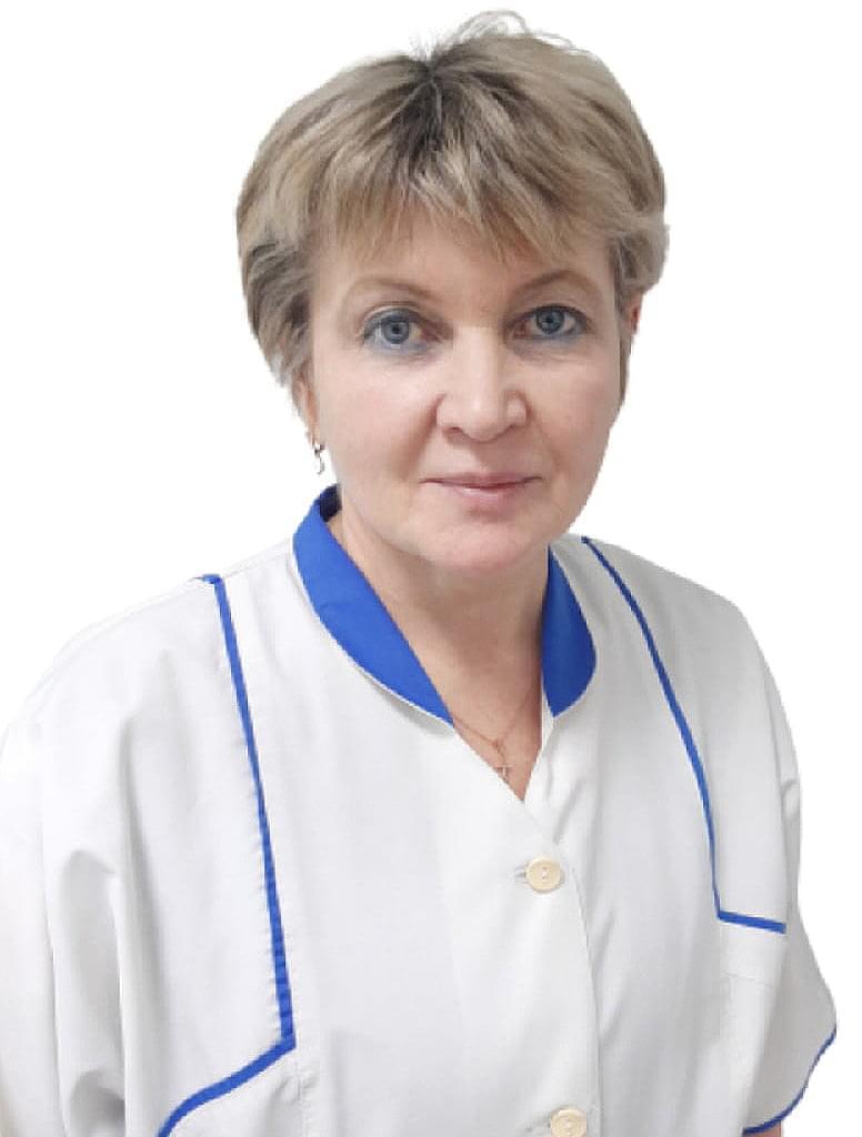 Байкова Елена Михайловна : Врач анестезиолог-реаниматолог