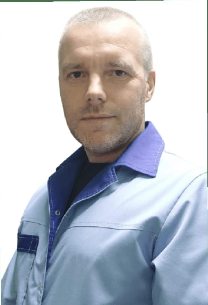 Рождественский Андрей Александрович - Заведующий стоматологическим отделением, врач стоматолог- терапевт